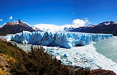Du Nord au Sud Iguazu, Nord Ouest et glaciers