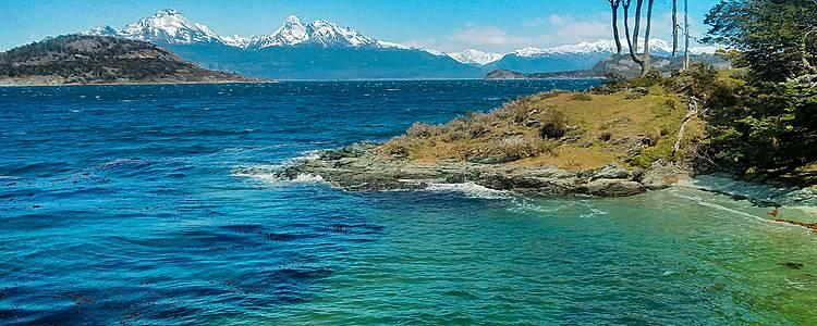 Au fil de l'eau, d'Iguazuà la Patagonie