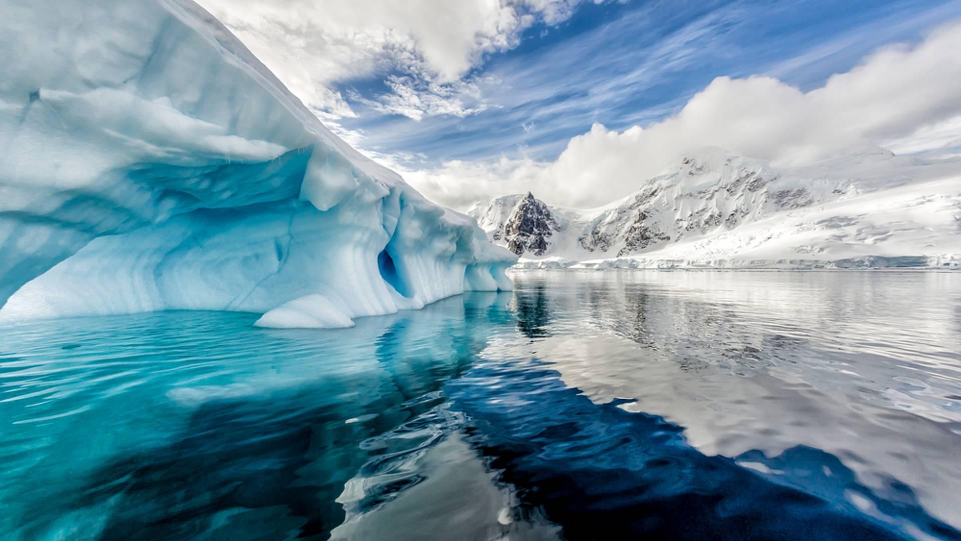 Antarctique, embarquons pour un autre continent!