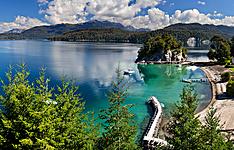 La Patagonie la région des grands lacs