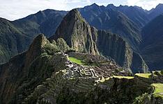 En voiture pour les Andes!