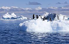 Le continent blanc: de l\'Antarctique à Iguazu