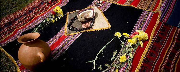 Mystische Reise durch das Reich der Inka