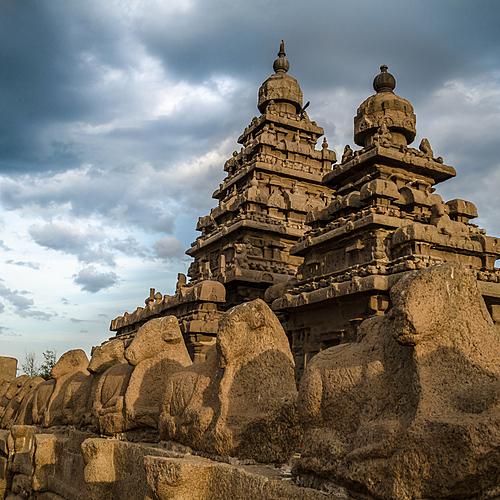 Art et Architecture de l'Inde du Sud -