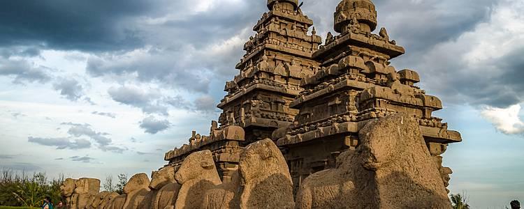 Art et Architecture de l'Inde du Sud