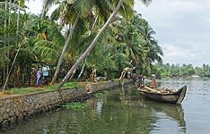 Repos et ayurveda au Kerala