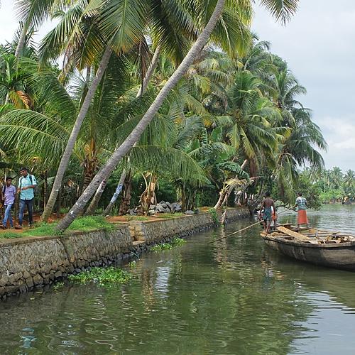 Repos et ayurveda au Kerala -