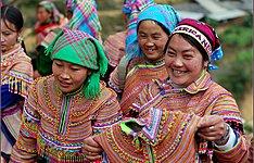 Trek découverte - Les ethnies du Haut Tonkin