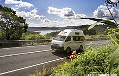 DeSydney à Adelaide en camping-car