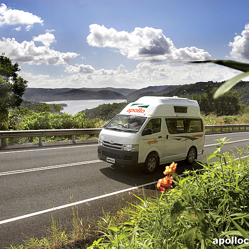 DeSydney à Adelaide en camping-car - Sydney -