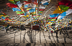 Incursion au Tibet