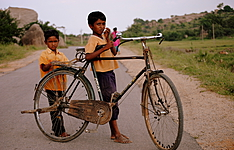 Découverte des merveilles du Kerala à vélo