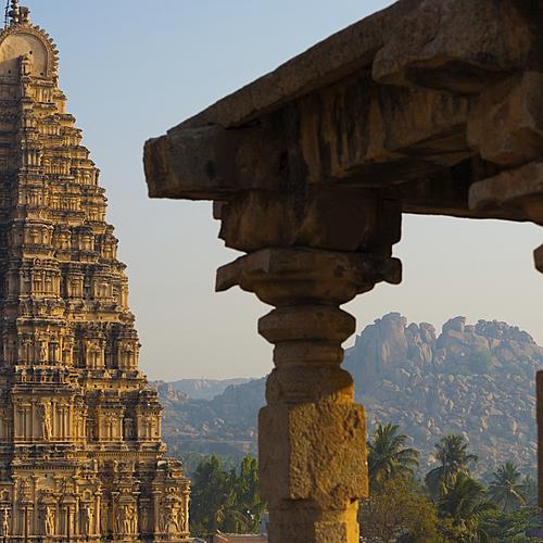 Grandeur et magnificence du Karnataka -