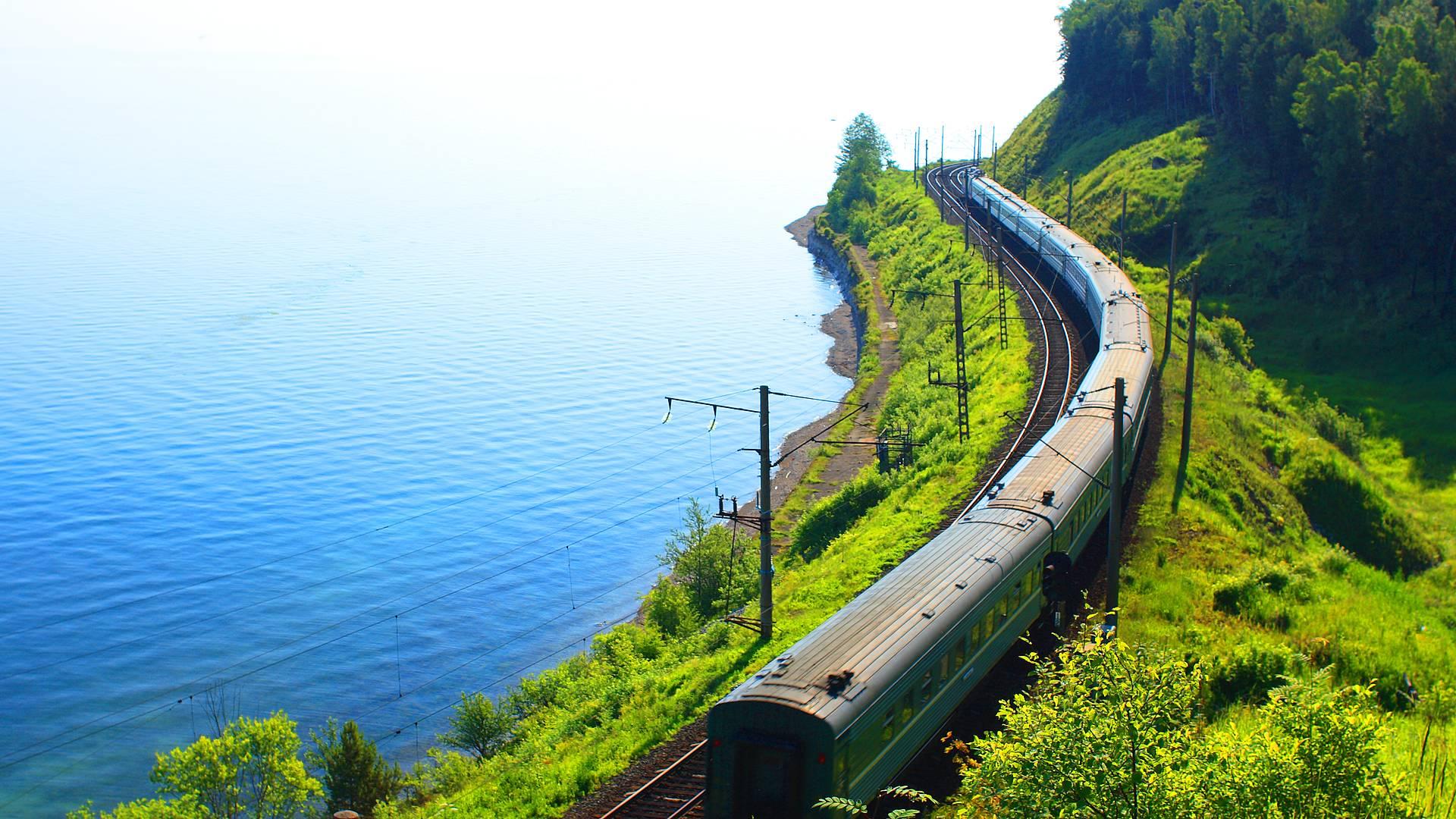 Mit der transsibirischen Eisenbahn von Moskau nach Irkutsk