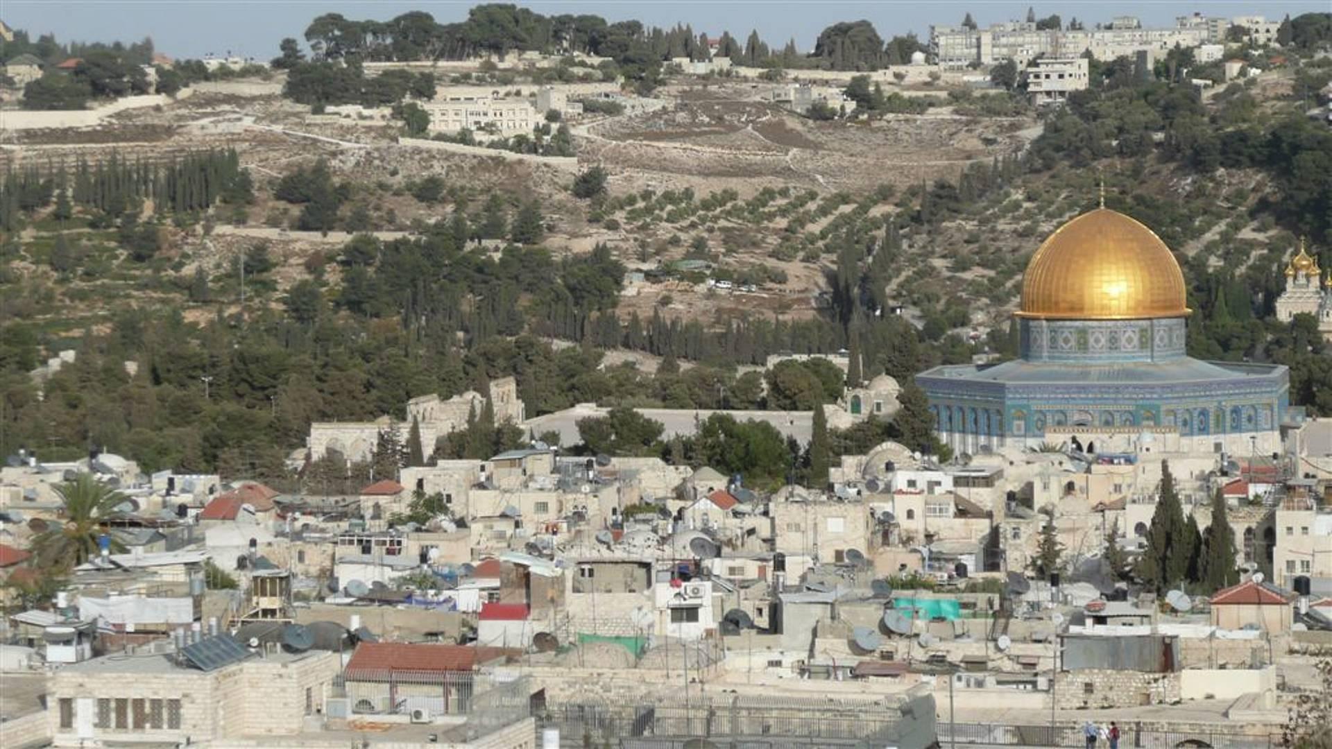 Combiné en Terre Sainte, Jordanie et Israël