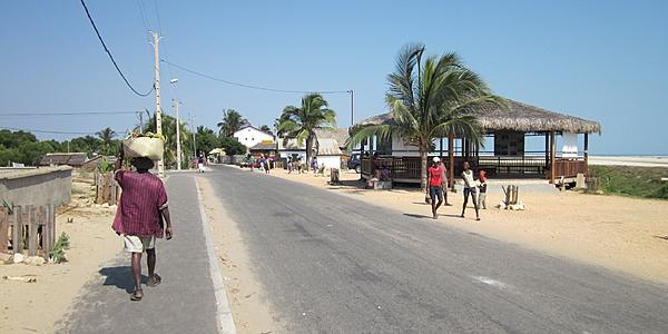 La ville de Morondava