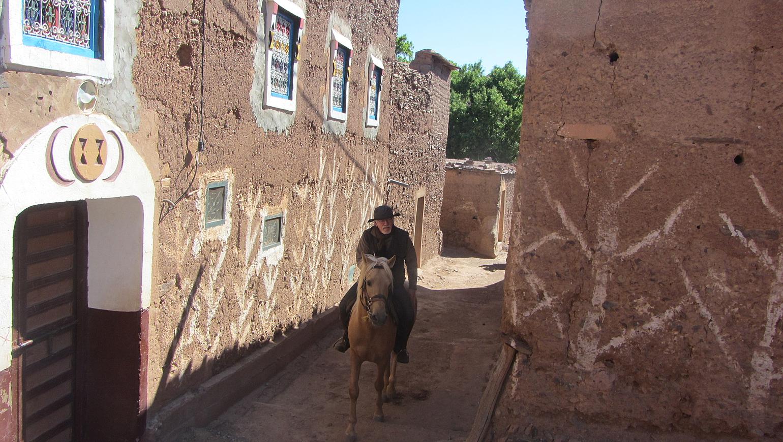 Image Villages et Terrasses du Toubkal à Cheval