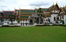 Temples majestueux et Parcs nationaux