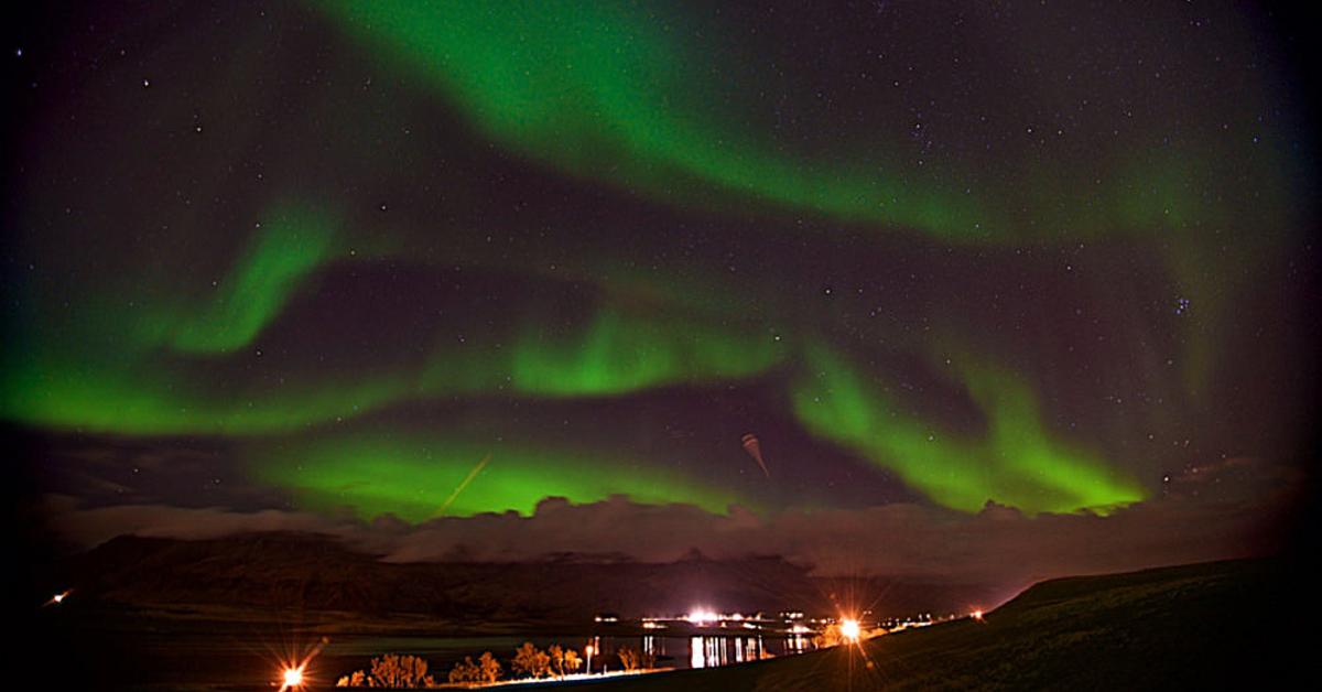 Voyage à la neige Islande : Safari aurores boréales