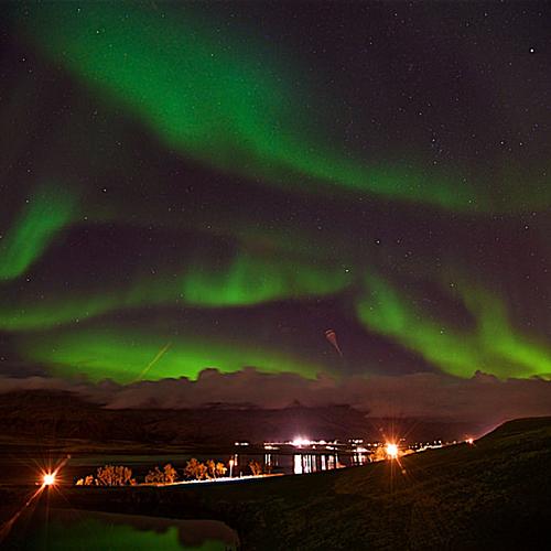 Safari aurores boréales - Reykjavik et le Cercle d'Or -