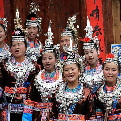 A la découverte des Minorités du Sud-Ouest - Beijing -