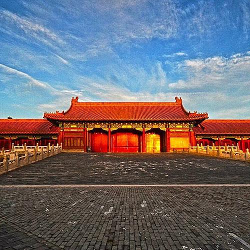 Aux portes de l'Empire - Beijing -