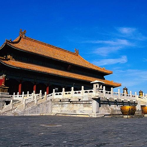 Au coeur de la Chine - Beijing -