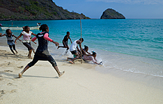 Aventures en famille : balades, kayak, snorkeling et bivouac