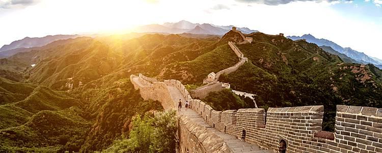 The Great Wall, Terracota Army, Li River, Shanghai