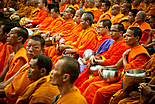 Le bouddhisme thaï