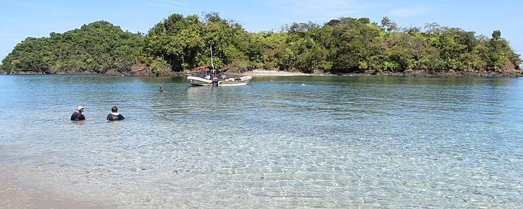 A la découverte de l'île de Coiba
