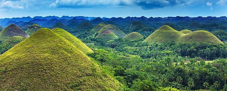 Discover the Central Visayas