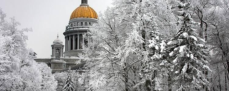 Sankt Petersburg und Karelien im Winter