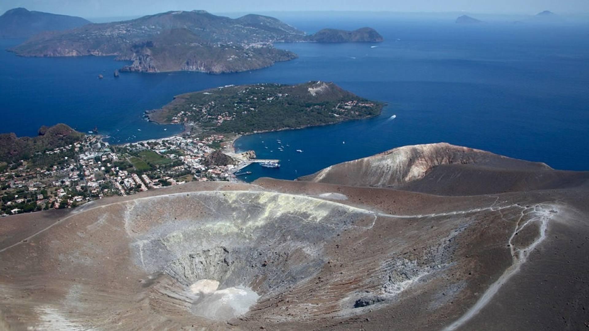 Découverte des Volcans