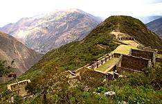 Titicaca, Colca et trek Choquequirao.