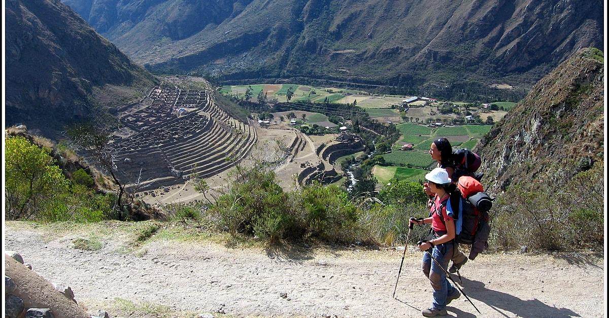Voyage à pied : Trek sur le mythique Chemin de l\'Inca