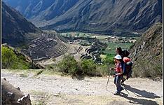 Trek sur le mythique Chemin de l\'Inca
