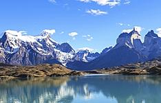 La grande boucle : glaciers de Patagonie, lacs et désert d\'Atacama