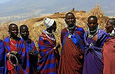 Trek et safari au pays des Masaïs