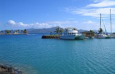 Croisière inter-îles en catamaran, Bora Bora Dream