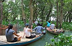 Koh Ker, jungle et temples montagne