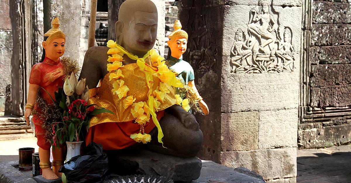 Voyage à thème Cambodge : Bien-être et yoga