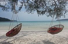 Extension sur l\'île de Koh Rong Samloem