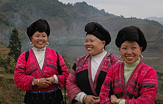 Paysages karistiques de Yangshuo et les minorités ethniques de Longji