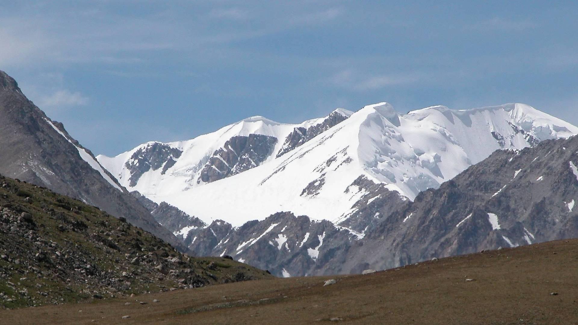Mit Karawane durch den Altaï