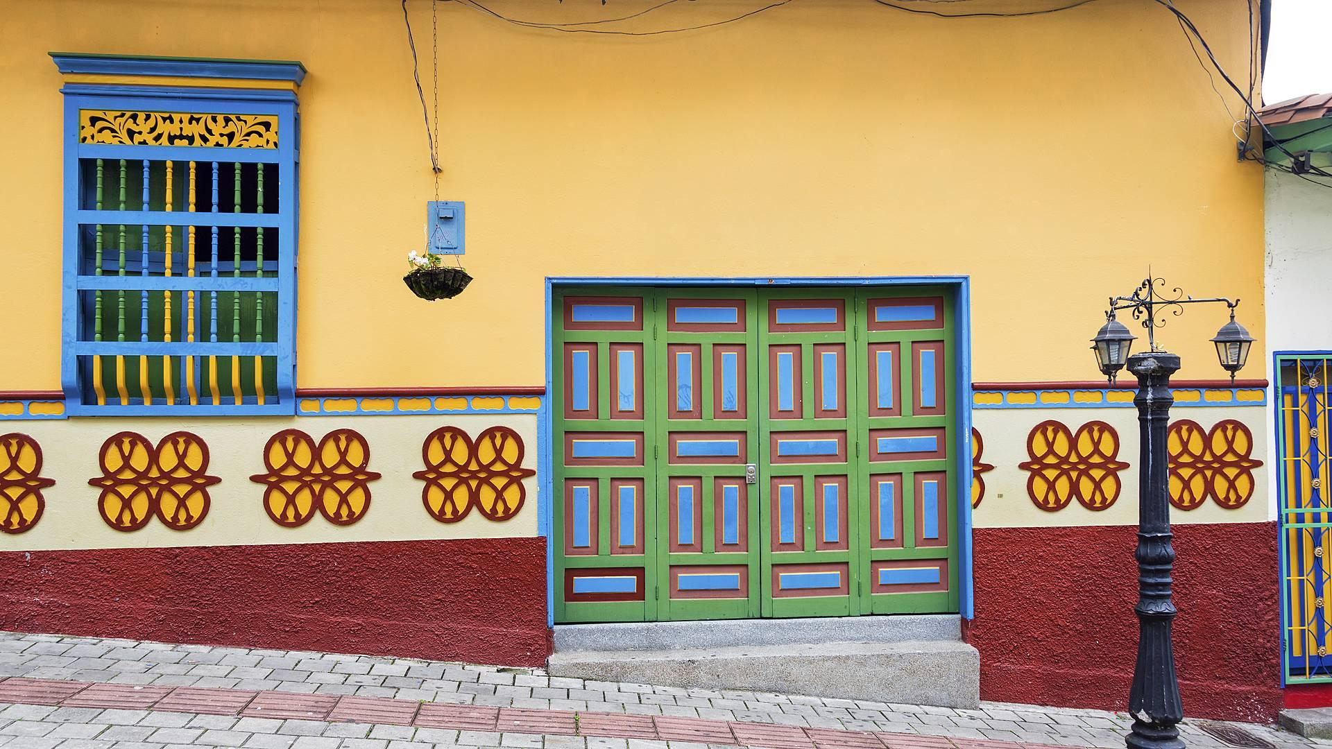 Da Bogotà alle spiagge della Colombia