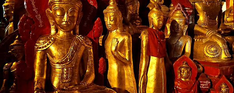 Tour classico del Myanmar