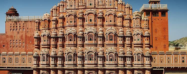 Luxury - Golden Triangle, Jodhpur und Udaipur