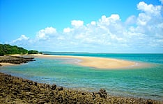 Romance sud-africaine et lagons du Mozambique