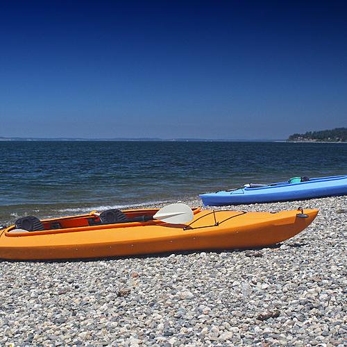 Kayak et VTT, par Monts, Vaux et Eaux - Plaine Magnien -